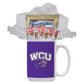 Cookies N Cocoa Gift Mug-WCU w/Head