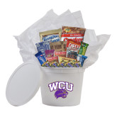 College Care Package Survival Kit-WCU w/Head