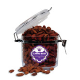 Almond Bliss Round Canister-WCU w/Head