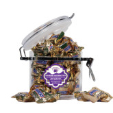 Snickers Satisfaction Round Canister-WCU w/Head