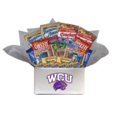 College Care Package Snackdown Deluxe-WCU w/Head