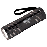 Astro Black Flashlight-WCU w/Head Inverse Engraved