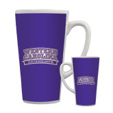 Full Color Latte Mug 17oz-Western Carolina Catamounts