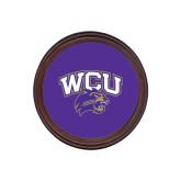 Round Coaster Frame w/Insert-WCU w/Head