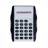 White Flip Cover Calculator-Catamounts