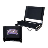 Stadium Chair Black-Western Carolina Catamounts
