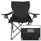 Deluxe Black Captains Chair-Western Carolina Catamounts
