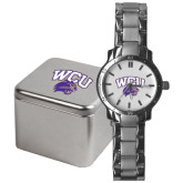 Mens Stainless Steel Fashion Watch-WCU w/Head