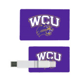 Card USB Drive 4GB-WCU w/Head