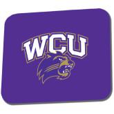 Full Color Mousepad-WCU w/Head
