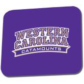 Full Color Mousepad-Western Carolina Catamounts