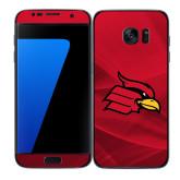 Samsung Galaxy S7 Edge Skin-Cardinal