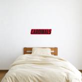 6 in x 2 ft Fan WallSkinz-Cardinals