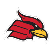 Large Decal-Cardinal, 12 inches wide