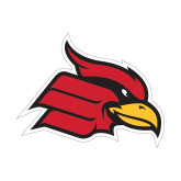 Small Decal-Cardinal, 6 inches wide