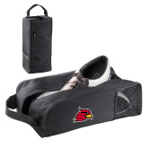 Northwest Golf Shoe Bag-Cardinal
