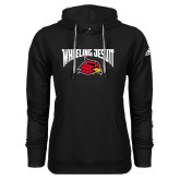 Adidas Climawarm Black Team Issue Hoodie-Wheeling Jesuit