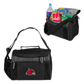 Edge Black Cooler-Cardinal
