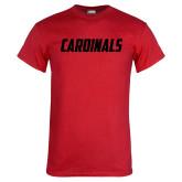 Red T Shirt-Cardinals