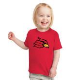 Toddler Red T Shirt-Cardinal