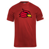 Russell Core Performance Red Tee-Cardinal