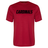 Performance Red Tee-Cardinals