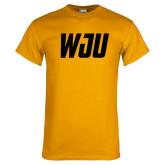 Gold T Shirt-WJU