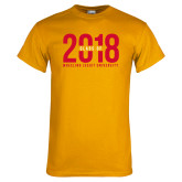 Gold T Shirt-Class of Design
