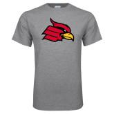 Grey T Shirt-Cardinal