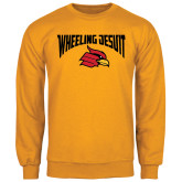 Gold Fleece Crew-Wheeling Jesuit