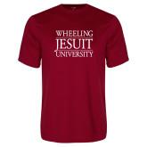 Performance Cardinal Tee-Wheeling Jesuit University