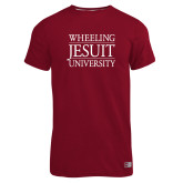 Russell Cardinal Essential T Shirt-Wheeling Jesuit University