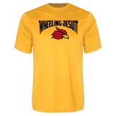 Syntrel Performance Gold Tee-Wheeling Jesuit