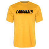 Syntrel Performance Gold Tee-Cardinals