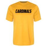 Performance Gold Tee-Cardinals
