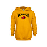 Youth Gold Fleece Hoodie-Wheeling Jesuit