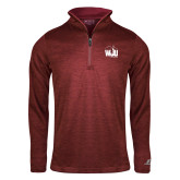 Russell Cardinal Heather 1/4 Zip-WJU