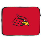 15 inch Neoprene Laptop Sleeve-Cardinal