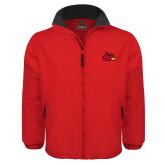 Red Survivor Jacket-Primary Mark