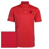 Callaway Opti Vent Red Polo-Cardinal