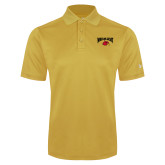 Under Armour Gold Performance Polo-Wheeling Jesuit