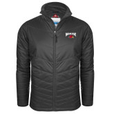 Columbia Mighty LITE Charcoal Jacket-Wheeling Jesuit