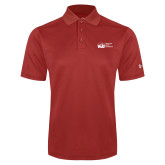 Under Armour Cardinal Performance Polo-WJU