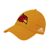 Adidas Gold Slouch Unstructured Low Profile Hat-Cardinal