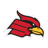 Medium Magnet-Cardinal, 8 inches wide