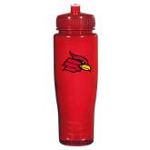 Spectrum Red Sport Bottle 28oz-Cardinal
