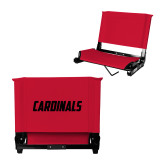 Stadium Chair Red-Cardinals