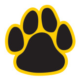 Large Decal-Paw