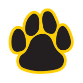 Small Decal-Paw