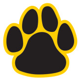 Extra Large Decal-Paw